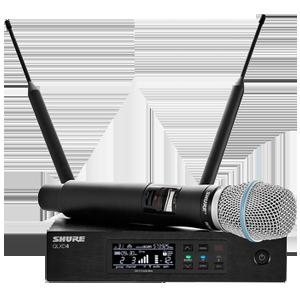 lej Trådløs Mikrofon