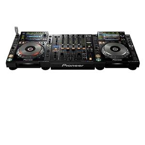 Lej Nexus DJ Pult